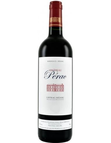 Vin Château Pérac 2014 Listrac-Médoc - Chai N°5