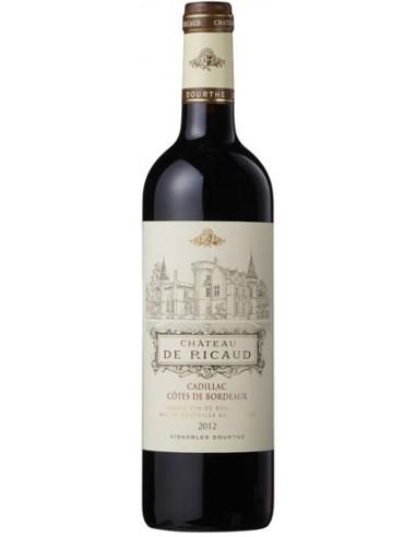 Vin Château de Ricaud 2012 Cadillac Côtes de Bordeaux - Chai N°5