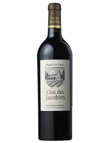 Vin Clos des Jacobins 2014 - Saint-Emilion Grand Cru Classé - Chai N°5
