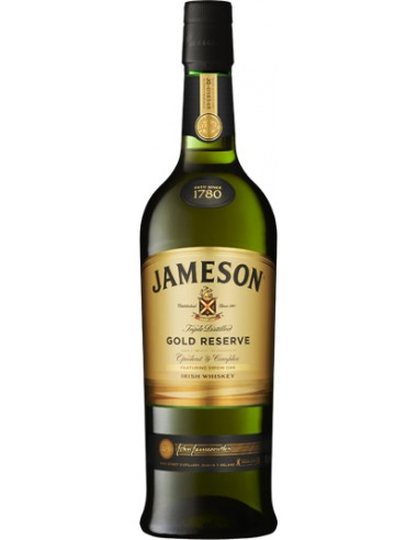 Jameson - Gold Reserve - Chai N°5
