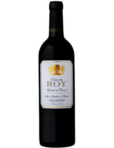 Clos du Roy 2012 - Lalande de Pomerol - Chai N°5