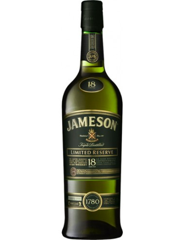 Jameson - 18 ans Blended Whisky - Chai N°5