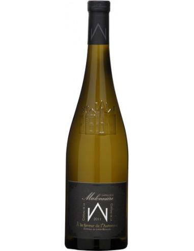 Vin Coteaux du Layon 2011 A la faveur de l'Automne en Magnum - Château de la Mulonnière - Chai N°5