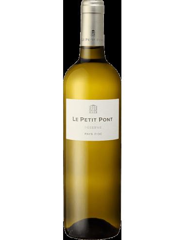 Vin Le Petit Pont Blanc 2017 - Domaine Robert Vic - Chai N°5