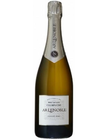 Champagne AR Lenoble Zero Dosage Brut Nature - Chai N°5