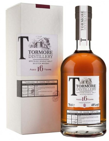 Whisky Tormore 16 ans - Chai N°5