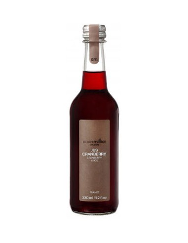 Jus de Crandberry 33 cl - Alain Milliat - Chai N°5