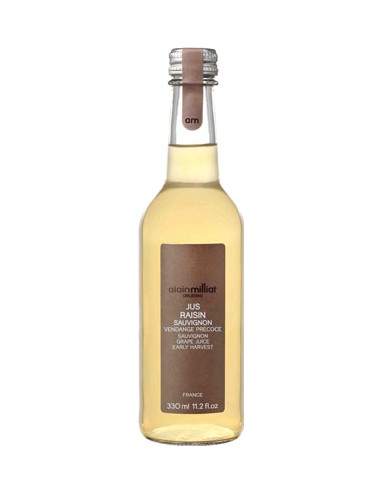 Jus de Raisin Blanc Sauvignon 1 L - Alain Milliat - Chai N°5
