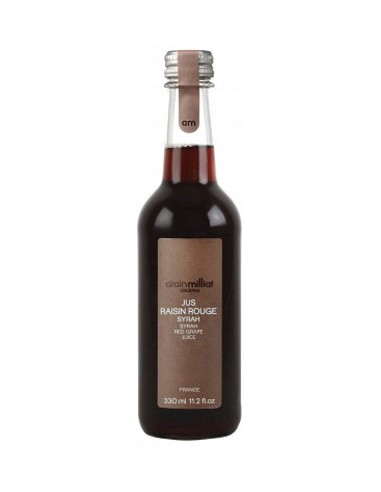 Jus de Raisin Syrah 33 cl - Alain Milliat - Chai N°5