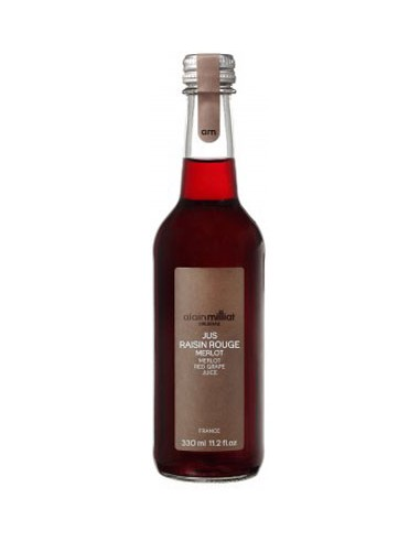 Jus de Raisin Merlot 1 L - Alain Milliat - Chai N°5