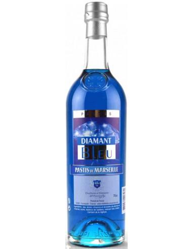 Diamant Bleu Pastis de Marseille - Chai N°5