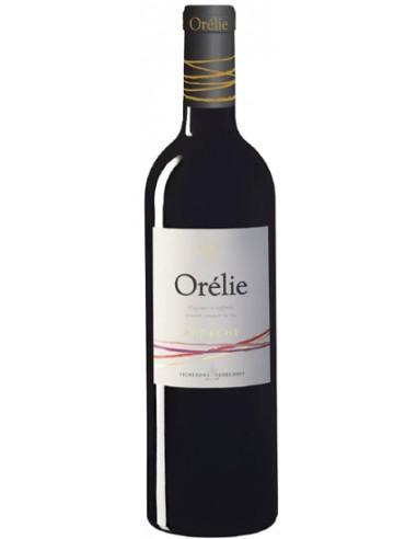 Vin Orélie Rouge 2017 - Les Vignerons Ardéchois - Chai N°5