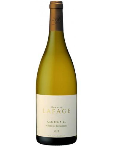 Vin Cuvée Centenaire 2017 - Domaine Lafage - Chai N°5