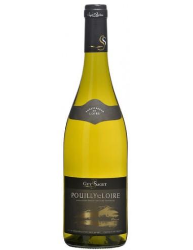 Vin Pouilly sur Loire 2016 - Saget La Perrière - Chai N°5