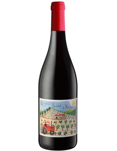 Vin Lo petit Fantet d'Hippolyte 2016 - Château Ollieux Romanis - Chai N°5