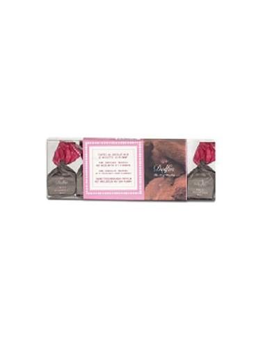 Assortiment Truffes au Chocolat Noir et Noisettes du Piémont - Dolfin - Chai N°5