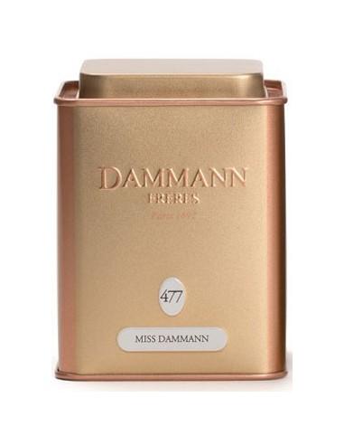 Thé Vert parfumé Miss Dammann - Dammann - Chai N°5