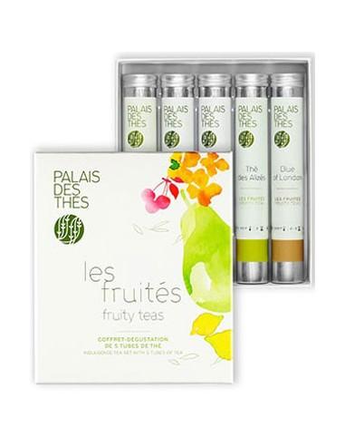 Coffret dégustation Les Fruités - Palais des Thés - Chai N°5
