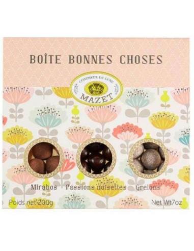 Boîte des Bonnes Choses Spécialités Noisettes - Mazet - Chai N°5