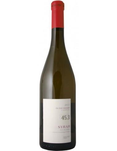Latitude 45.3 2015, The lost vineyard - Saint Verny - Chai N°5