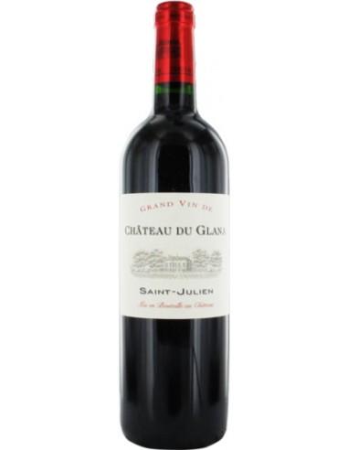 Vin Château du Glana 2015 Saint-Julien - Chai N°5
