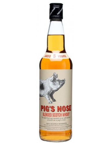 Pig's Nose - Blended - Chai N°5