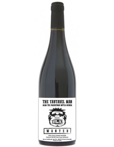 Vin The Tautavel Man - Maison Jean Pla - Chai N°5
