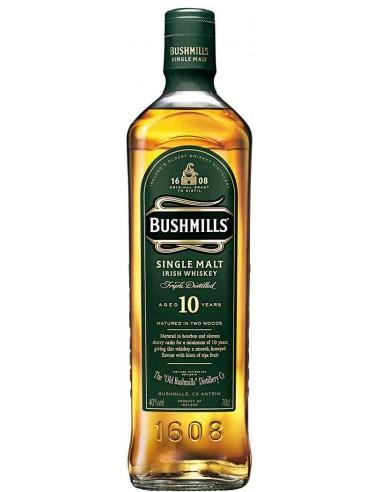 Bushmills - 10 ans - Chai N°5