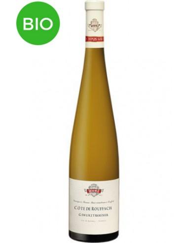 Vin Bio Gewurztraminer Côtes de Rouffach 2019 en 37.5 cl - René Muré - Chai N°5