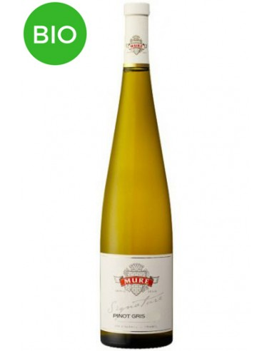 Vin Pinot Gris Signature 2016 - René Muré - Chai N°5