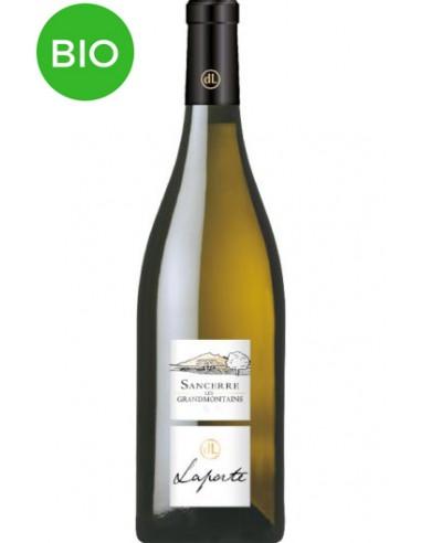 Vin Sancerre Blanc Les Grandmontains 2017 en 37.5 cl - Domaine Laporte - Chai N°5