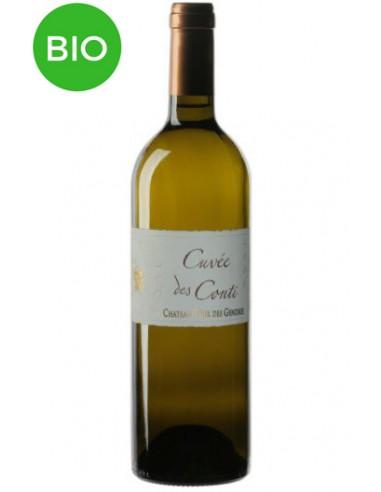 Vin Cuvée des Conti 2017 du Château Tour des Gendres - Chai N°5