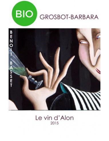 Le Vin d'Alon 2015 - Domaine Grosbot-Barbara - Chai N°5