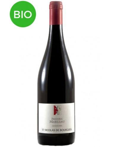 Vin Les Rouillères 2018 St Nicolas de Bourgueil - 37.5 cl - Frédéric Mabileau - Chai N°5