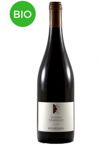 Vin Bio Racines 2015 Bourgueil - Frédéric Mabileau - Chai N°5