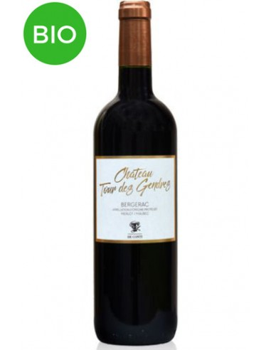 Vin Bio Bergerac 2013 - Château Tour des Gendres - Chai N°5