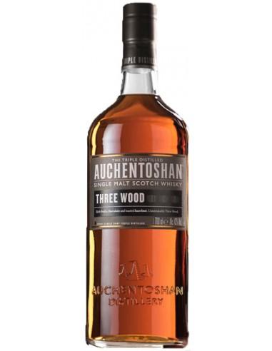 Whisky Auchentoshan Three Wood - Chai N°5