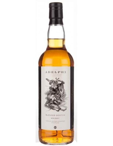 Adelphi Blended Scotch Whisky - Chai N°5