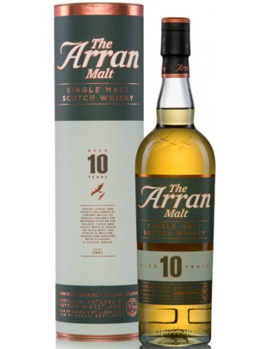 Whisky Arran 10 ans Single Malt - Chai N°5