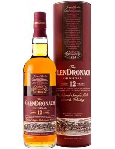 Whisky Glendronach 12 ans - Chai N°5