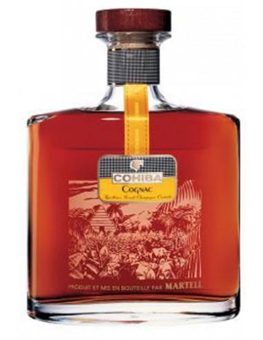 Cognac Martell Cohiba Grande Champagne 70cl - Chai N°5