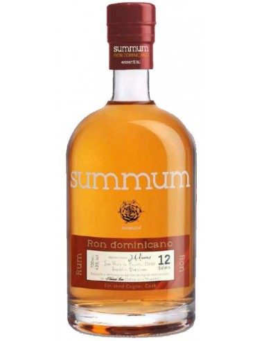 Summum - 12 ans Cognac Cask Finish - Chai N°5
