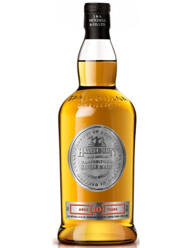 Whisky Hazelburn 10 ans Single Malt - Chai N°5