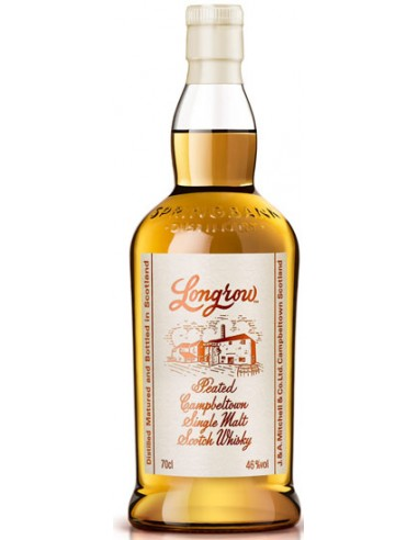 Longrow Peated Single Malt - Chai N°5