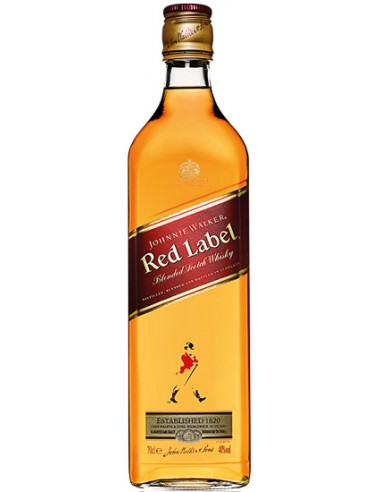 Whisky Johnnie Walker Red Label - Chai N°5