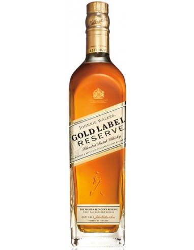 Whisky Johnnie Walker Gold Label Reserve - Chai N°5