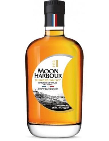 Whisky Moon Harbour Pier 1 Blended Fûts de Sauternes - Chai N°5