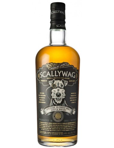 Whisky Scallywag Blended Malt Small Batch - Chai N°5