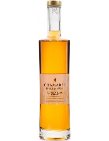 Rhum Chamarel Vanilla Cask Finish - Chai N°5