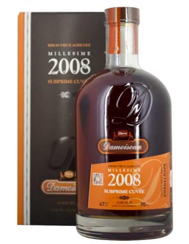 Rhum Damoiseau Cuvée Subprime 2008 - Chai N°5